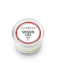 Claresa Spider Gel Red